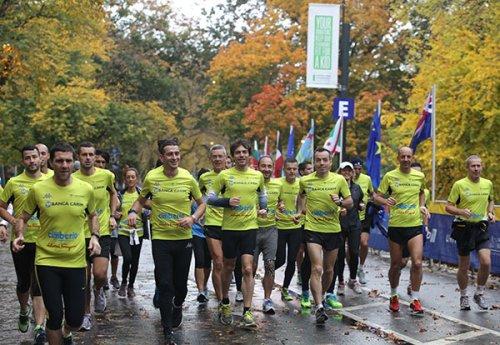 Il San Patrignano Running Team per la settima volta  alla maratona di New York
