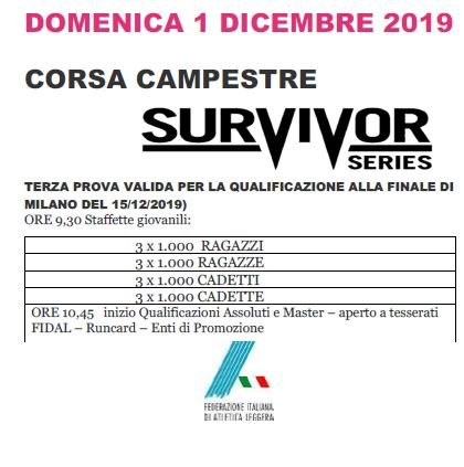 Sbarca a Imola il Survivor series cross