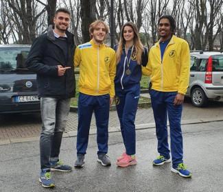 Italiani Junior/Promesse, Vercalli tricolore. Bronzo per Romani e staffetta