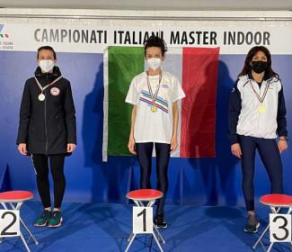 Italiani Master Indoor, nove titoli per la Fratellanza