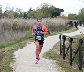 Medaglia d'argento per Lorenzo Lotti alla Strasimeno Marathon 42.195 km