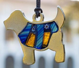 Anche «dogs & run» del 9 novembre avrà una sua medaglia in mosaico