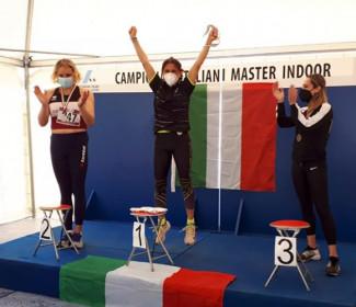 Due ori, tre argenti e un bronzo per l'Atletica Endas Cesena
