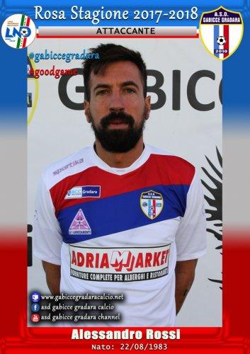 Il 199esimo centro di Rossi regala tre punti contro l'FC Senigallia