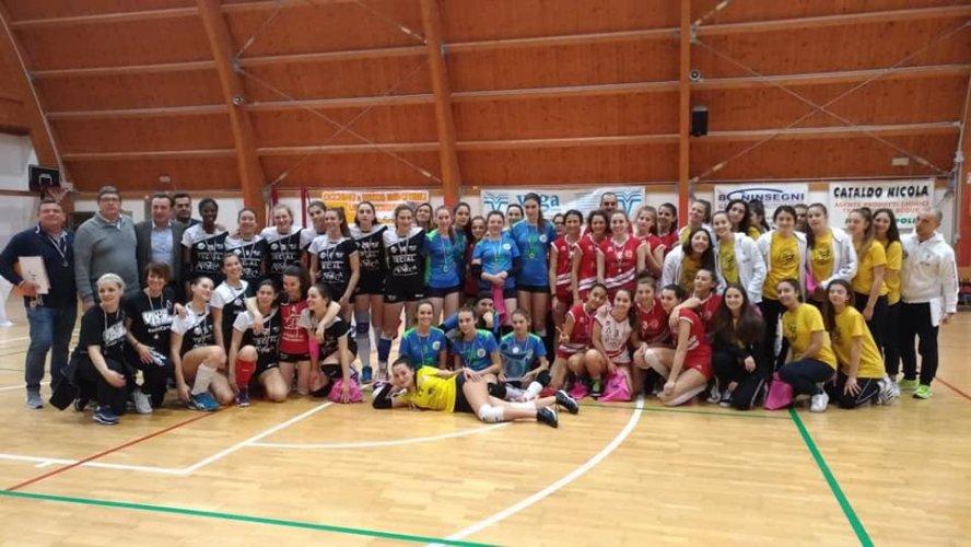 BVOLLEY ROMAGNA: Campionati Territoriali - U16 conquista il quarto posto – U14 aspetta le Final Four di domenica 12 Maggio.