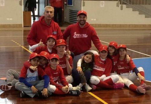 Ferrara baseball,  a Imola il primo atto