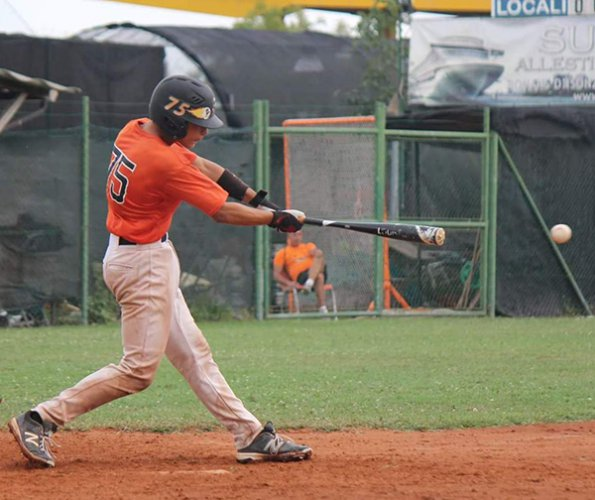 La 'caldissima' estate dell'Under15 dello Junior Rimini Baseball