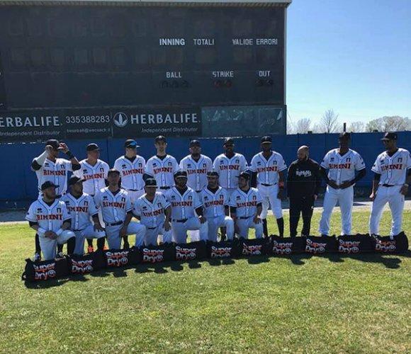 Playball serie A1 2018 Rimini – Nettuno city