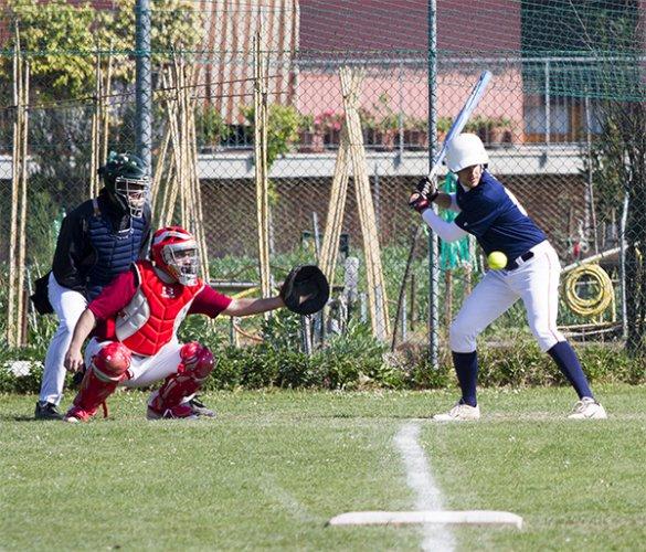 """xv memorial """"Alberto Tonelli"""" softball fast pitch"""