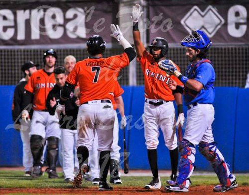 Quarti Coppa Italia ibl 2018 Rimini baseball – T&A San Marino