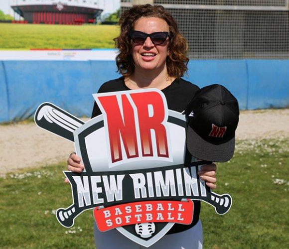 New Rimini Erba Vita baseball: visita allo stadio dei pirati degli assessori Gianluca Brasini e Jamil Sadegholvaad