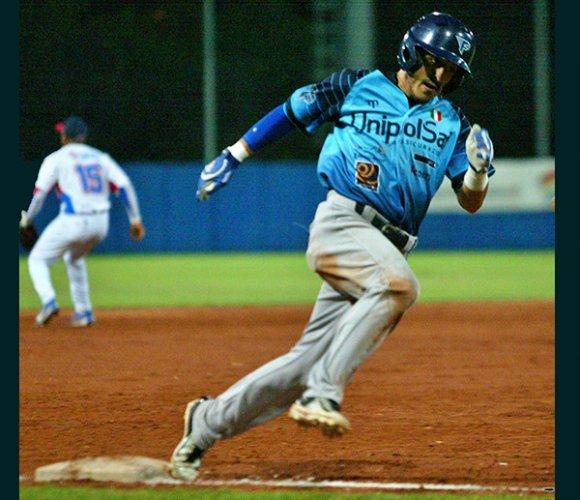 Italian Baseball Series: Riscossa UnipolSai, vittoria in gara 2 e serie in parità