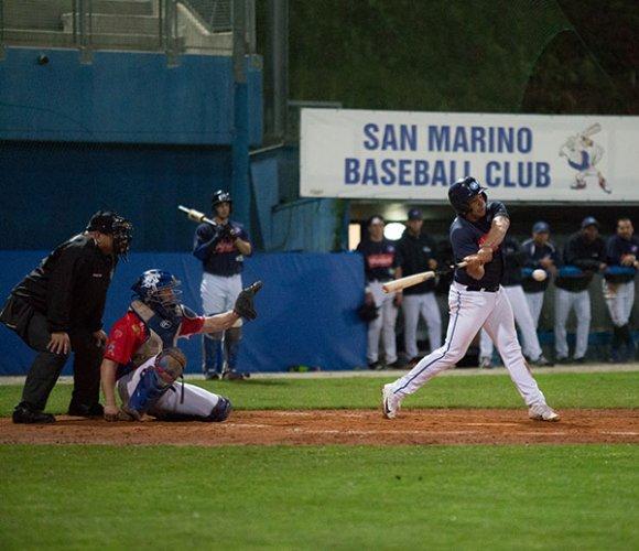 San Marino vince 1-0 gara1 con Castenaso