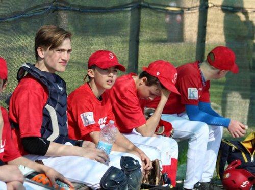 Studapp, la squadra Under 12 del Ferrara Baseball paga l'inesperienza
