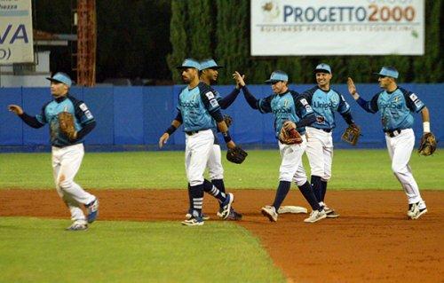 Italian Baseball Series: L'UnipolSai passa in vantaggio nella serie