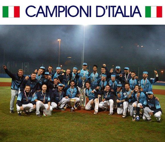 L'UnipolSai è Campione d'Italia per la terza volta consecutiva