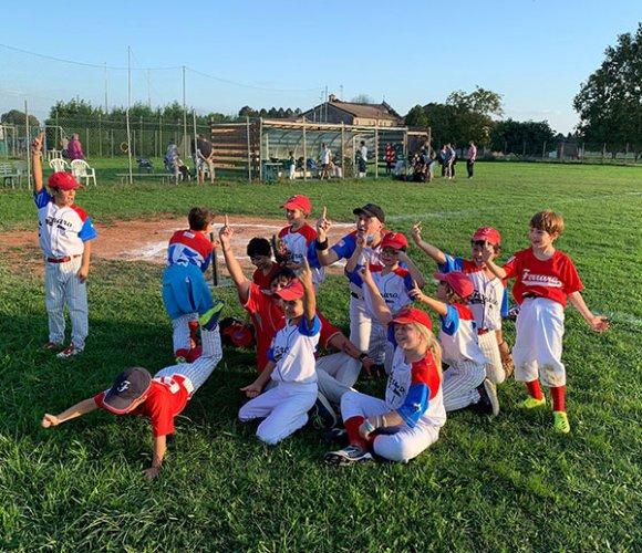 Ferrara baseball: apoteosi minibaseball e un futuro di progetti