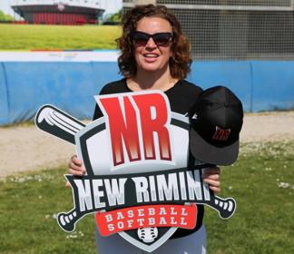 Dichiarazione di Alessia Valducci, presidente New Rimini Baseball Softball