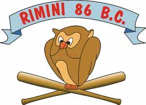 Il Rimini baseball '86 fa l'esordio a San Marino
