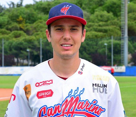 Intervista a Lorenzo Morresi (baseball San Marino)