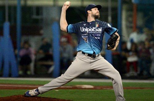 Murilo Gouvea all'UnipolSai Fortitudo Baseball Bologna anche nel 2021