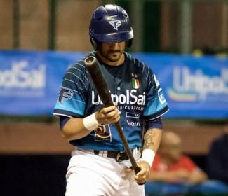 Alex Russo al Modena Baseball