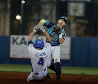 Julian Dreni all'UnipolSai Fortitudo Baseball Bologna anche nel 2021