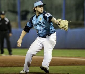 Matthias Zotti all'UnipolSai Fortitudo Baseball anche per la stagione 2021
