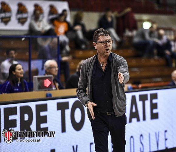 """Benedetto (Baltur): """"vogliamo chiudere la stagione regolare con una vittoria"""""""