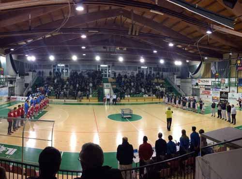 Il remake del match è del Porto S. Elpidio 78 -76.