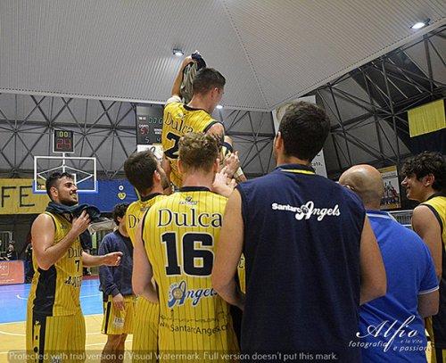 Dulca Angels Pallacanestro Francesco Francia 70 a 57