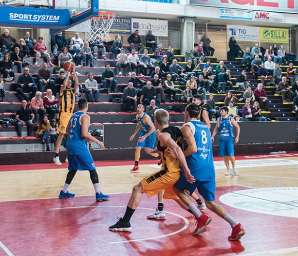 Al via i playoff,  Virtus Imola vs Arena Montecchio