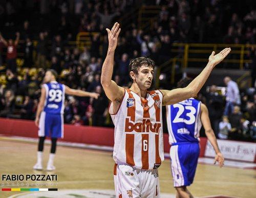 Baltur Cento vs BMR Reggio Emilia 89-78