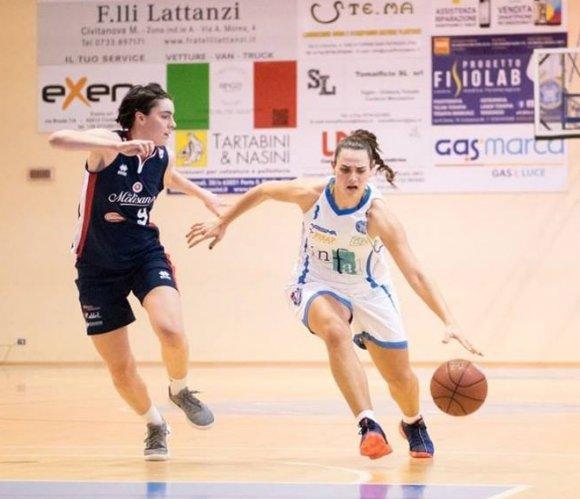 Giorgia Bocola confermata con l'Infa Feba Civitanova Marche