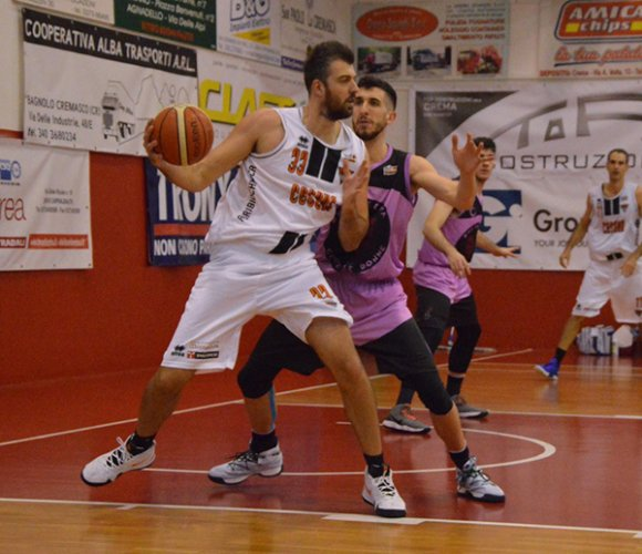 Pallacanestro Crema – Tigers Cesena 84 – 89 (22-22; 18-26; 22-15; 22-26)