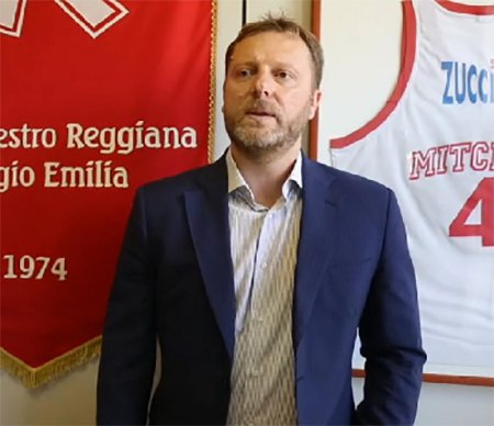Le parole di coach Cagnardi alla viglia di Germani Basket  Brescia – Grissin Bon
