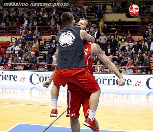 Valsesia vs NTS Rimini 62-84