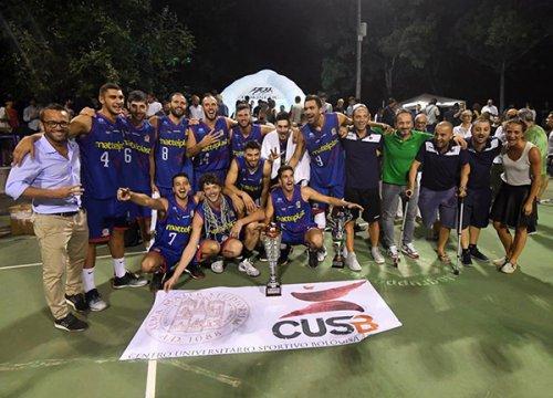Matteiplast Cus Bologna vince per il secondo anno consecutivo il Playground Giardini Margherita