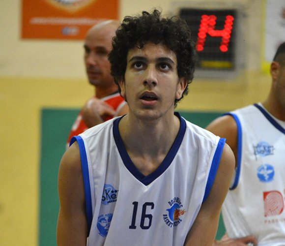 Dany Dolphins Riccione – Curti Imola 73-76 d.t.s.