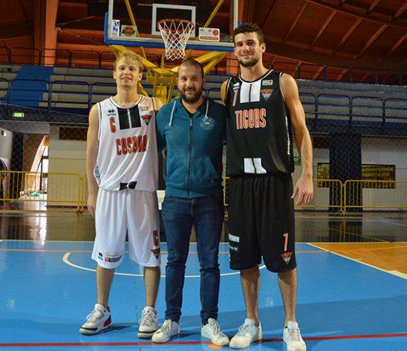 Tributo a Cesena, nelle nuove maglie dei Tigers spunta il bianconero