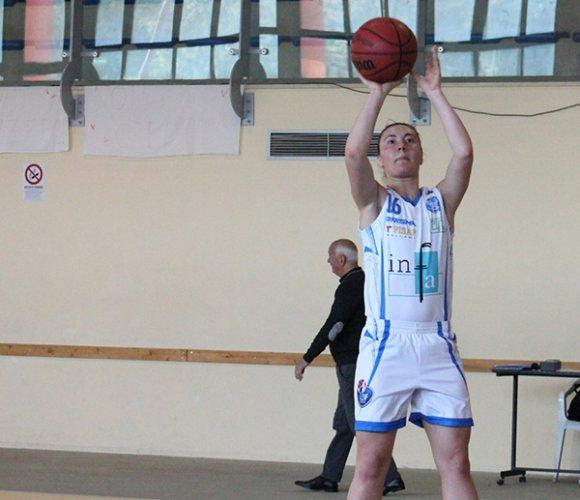 Eleonora Marinelli conclude la stagione con il Basket girls Ancona