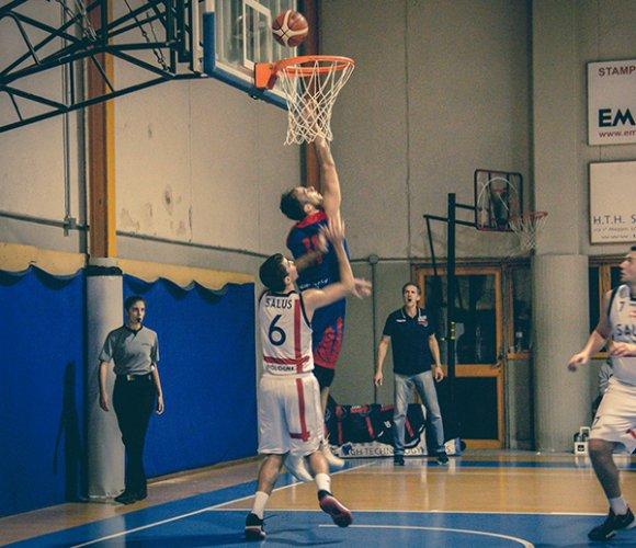 Salus pall. Bologna - Bologna basket 2016: 65-73