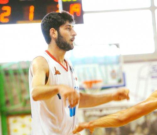 Matteo Folli a Bologna Basket 2016