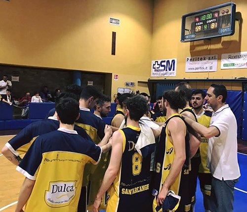 SG Fortitudo vs Dulca Santarcangelo 59-81