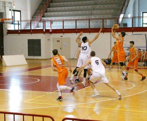 Play-out - Gara 1 - Academy basket Fidenza - PSA Modena 71-81 (22-22 ; 23-30 ; 19-14 ; 7-15)