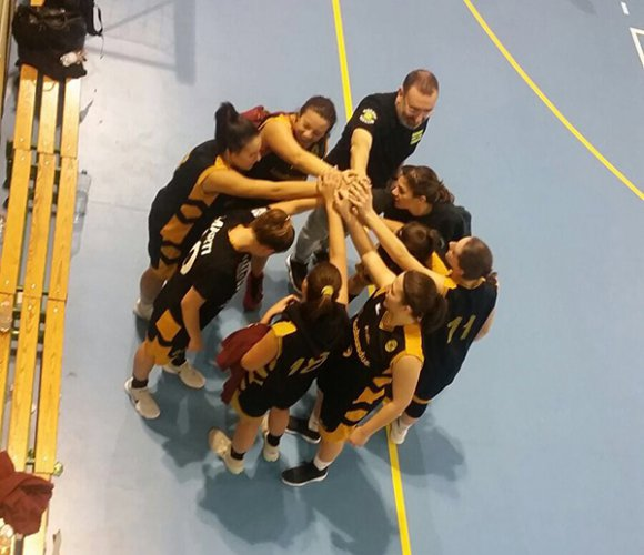Royal Basket Finale Emilia vsBasket Sole Piacenza: 44-39 (11-11; 19-24; 33-31).