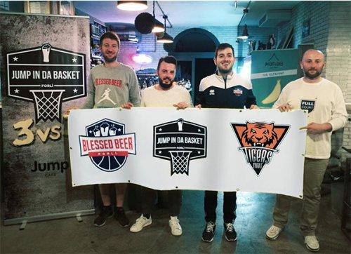 Jump In Da Basket - Torneo 3 vs 3