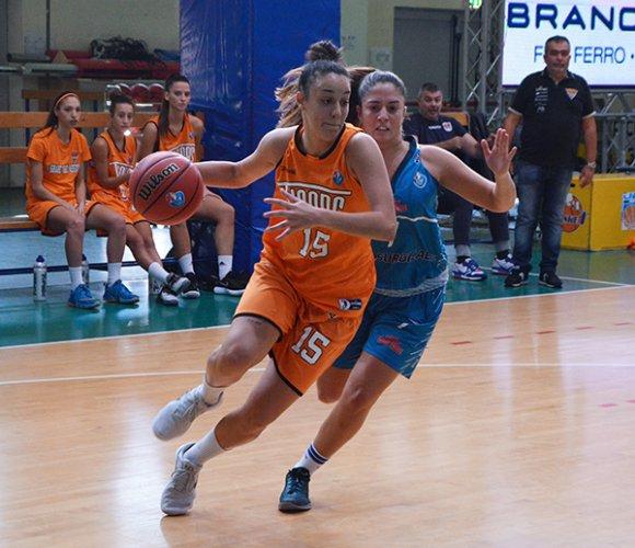 Tigers Rosa Forlì – Surgical Virtus Cagliari 63-60
