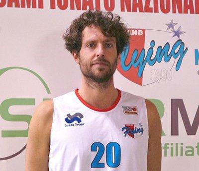 New Flyingballs, doppio ruolo per Aldo Martini: giocatore e dirigente!