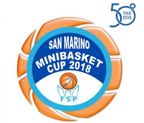 San Marino Minibasket Cup 2018